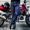 Ducati Jeans kevlar forstærket Herre model