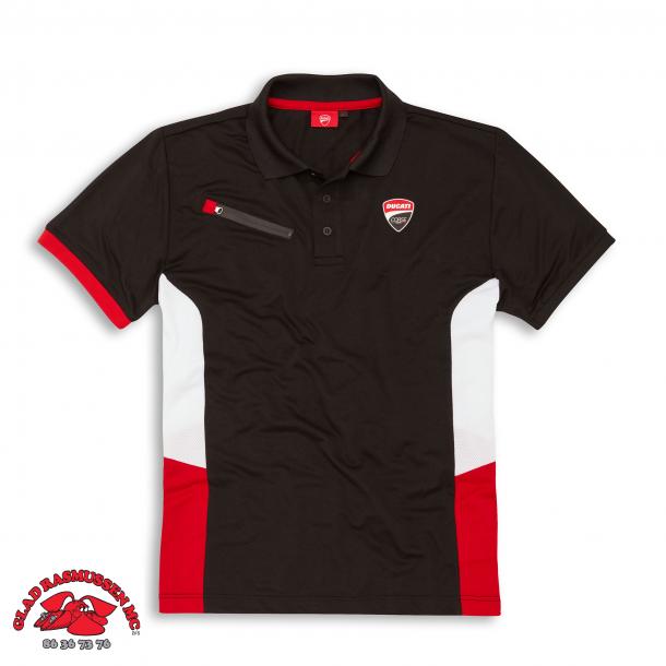 DC Power - Short-sleeved polo shirt