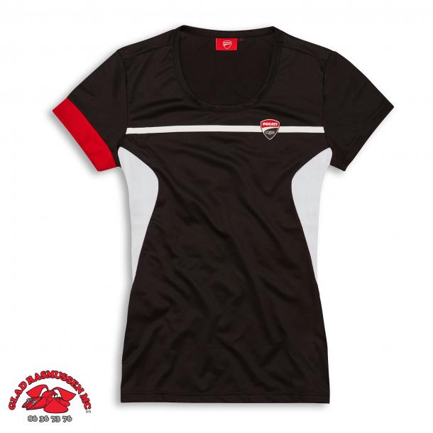 DC Power - T-shirt Lady