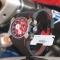 Ducati Desmo Chronograph - Refleksfrit safirglas - Swiss made Quartz - Vandtæt til 10 bar