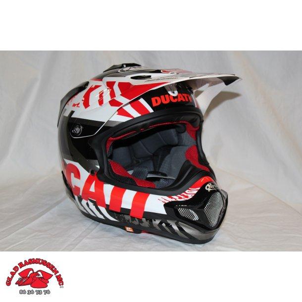 Ducati Arai Explorer