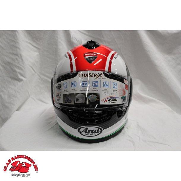 Ducati Arai Chaser X